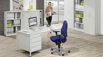Das professionelle Büromöbelsystem für höchste Ansprüche.