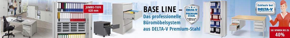 Super stabil und universell einsetzbar - BASE LINE von DELTA-V