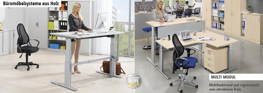Büromöbelsystem MULTI MODUL von DELTA-V