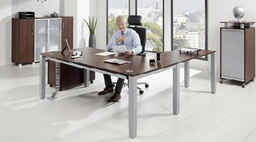 MANAGEMENT 2 - hoher Designanspruch verbunden mit klarer Funktionalität und Flexibilität