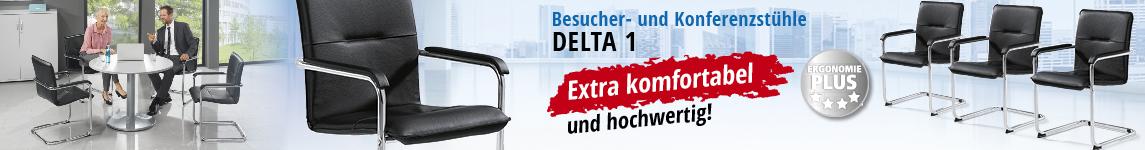 Besucherschwinger DELTA 1 von DELTA-V