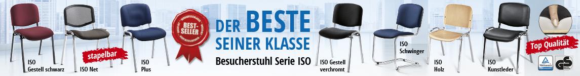 Besucherstuhl ISO