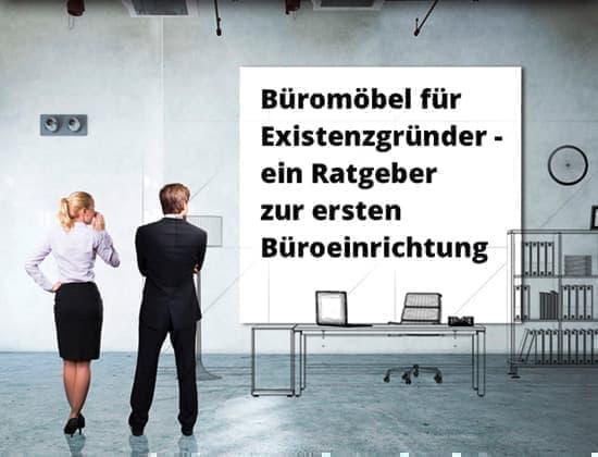 DELTA-V Ratgeber: Bueromöbel für Existenzgründer