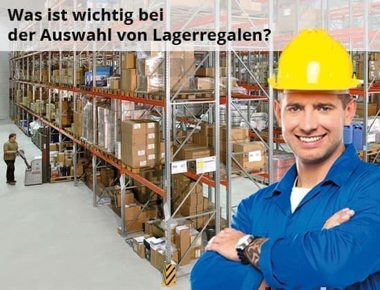DELTA-V Ratgeber: Was ist wichtig bei der Auswahl von Lagerregalen?