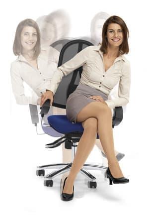 ergonomische bildschirmarbeitspl tze bequem online bestellen bei delta v b rom bel. Black Bedroom Furniture Sets. Home Design Ideas