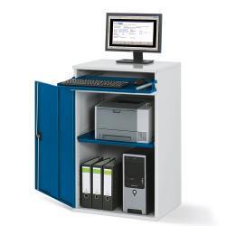 EDV-Steharbeitsplätze / Computerschränke / Stehpulte