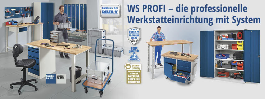 WS PROFI Werkstattsystem