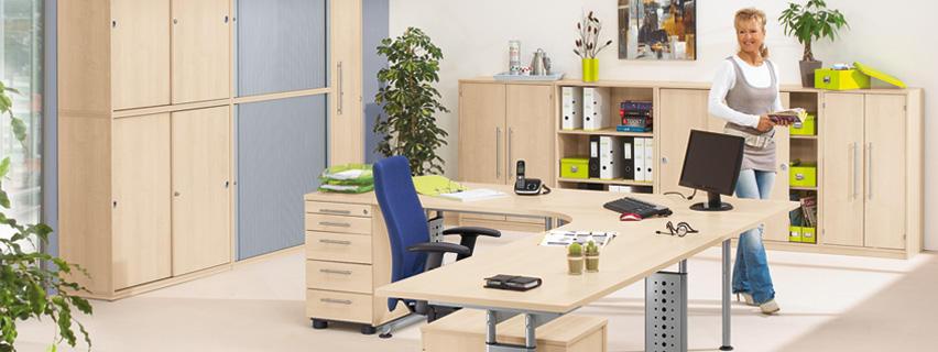 Restposten Büromöbel - Design