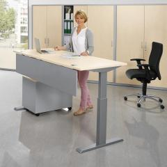 Sitz-/Stehschreibtische Basic CONCEPT MODUL