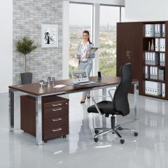 Schreibtische mit 4-Fuß DELUXE