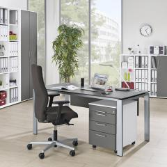 Schreibtische 4-Fuß Comfort EVO