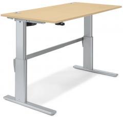 Sitz-/Stehtisch Basic MULTI MODUL Ahorndekor | 1600