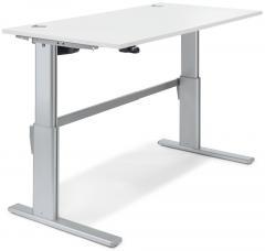 Sitz-/Stehtisch Basic MULTI MODUL Weiß | 1600
