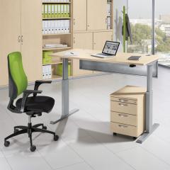 Sitz-/Stehschreibtische BASIC PROFI MODUL