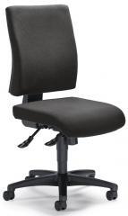 Bürodrehstuhl COMFORT R ohne Armlehnen