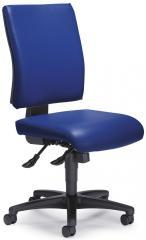 Arbeitsdrehstuhl COMFORT R SOFTEX ohne Armlehnen
