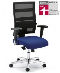 Bürodrehstuhl ecoNET ohne Armlehnen