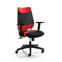 Bürodrehstuhl FABRO ohne Armlehnen