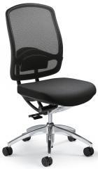 Bürodrehstuhl MATTEGO ohne Armlehnen