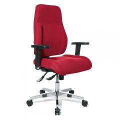 Bürodrehstuhl PERFORMANCE PLUS ohne Armlehnen
