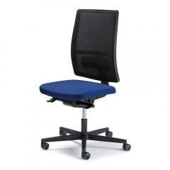 Bürodrehstuhl ecoSIT ohne Armlehnen