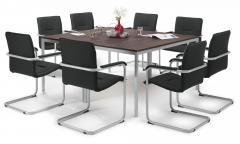 SET-Angebot - 2 Tische MODUL + 8 Schwinger DELTA I