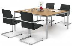 SET-Angebot - 2 Tische MODUL + 4 Schwinger DELTA I