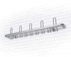 Aluminium Wandgarderobe R