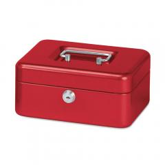 Geldkassette Farbe rot