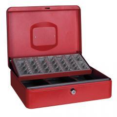 Geldkassette Libella Euro Farbe rot