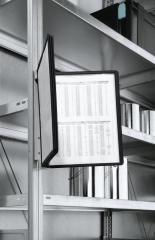 Magnetisches Wand-Sichttafelsystem VARIO® 5