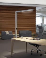 Tischleuchte Aluminium LED, moderne Lichttechnik