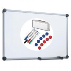 SET-Angebot 2: Whiteboard EXZENTER inkl. Zubehör