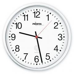 Funkwanduhr - vollautomatische Zeitumstellung