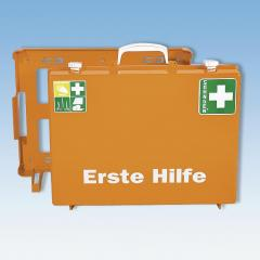 Verbandkasten Erste-Hilfe-Koffer QUICK-CD, DIN 13157