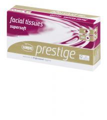 WEPA Prestige Kosmetiktücher Tissue, 2-lagig,