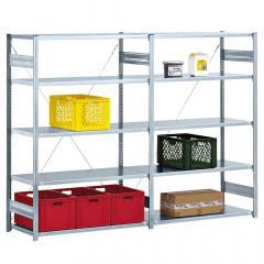 Steckregal ST 4000 PLUS - bis 240 kg Fachbodentraglast
