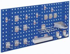 Lochplatten System RASTERPLAN - Ordnung fürs Werkzeug