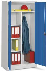Material-Garderobenschränke
