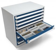 Schubladenschränke WS PROFI - EXTRA BREIT 800 mm