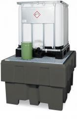 Auffangwannen für KTC/IBC Behälter