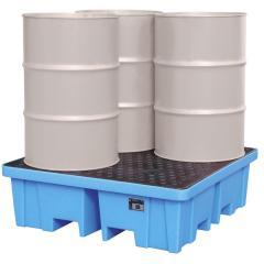 Auffangwanne aus Polyethylen (PE) für 200 Liter Fässer