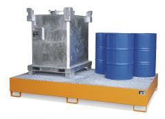 Auffangwannen für KTC/IBC Behälter 1000 L