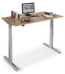Sitz-/Steh Arbeitstisch - elektrisch höhenverstellbar