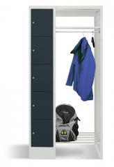 Garderoben mit Schließfachschränken BASIC