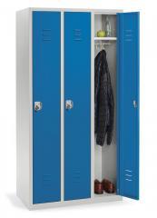 Garderoben-Stahlspinde SYSTEM SP2 ohne Unterbau