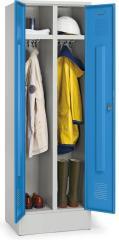 Arbeitsstätten-Garderobenstahlspinde