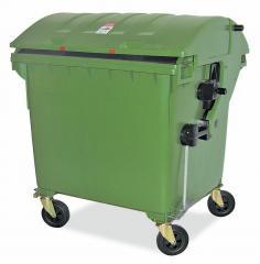 Müllgroßbehälter aus Polyethylen
