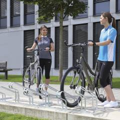Fahrradständer - Bügelparker