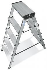 Aluminium Doppelstufenleiter